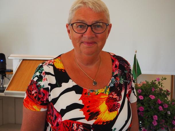 Kirsten Ingjerd Værdal som utnevnt æresmedlem i Norges Bondelag