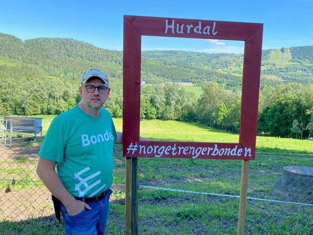 Hurdal Bondelag i Akershus har satt opp denne ramma.