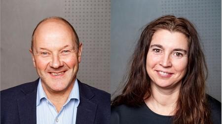 Bjørnar Schei og Kari Toftaker