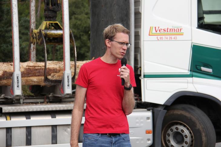 Eigil Knutsen frå Arbeiderpartiet