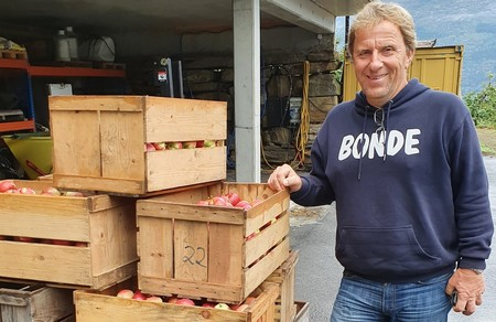 1.vara til styret i Norges Bondelag; Thorleif Muller