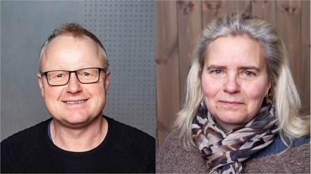 Petter Harald Kimo og Tove Schult fylkesstyremedlemmer i Trøndelag Bondelag
