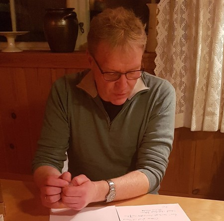Leiar Per Erik Ulvedal i Nordsida Bondelag