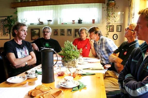 Politikerne var enige om å jobbe for landbruket i Steinkjer, landets tredje største melkekommune.