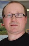 Jon Trøite deltar på møtet i Beitstad Bondelag