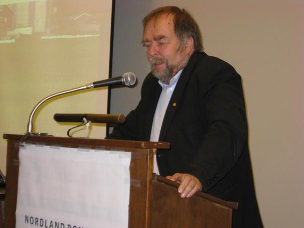 Fylkesråd for næring, Arve Knutsen