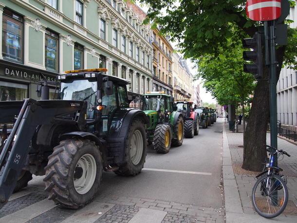 Norges Bondelag, økt matproduksjon, jordbruksoppgjøret