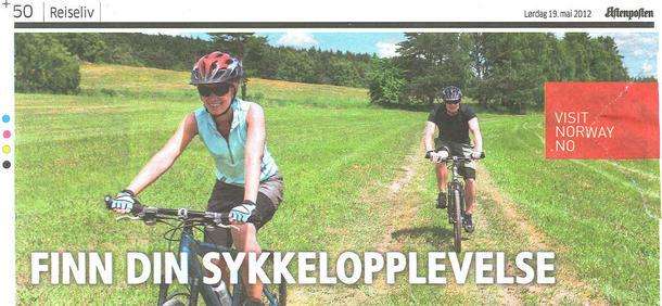 Annonsen fra Innovasjon Norge.