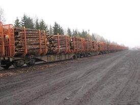 Mer varer fra landbruket må over på jernbane.