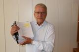 Juridisk fagsjef, advokat Ole Jacob Helmen, foto: Guro Bjørnstad.