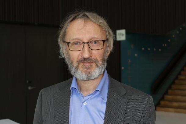 Valgforsker Anders Todal Jensen. Foto: Guro Bjørnstad