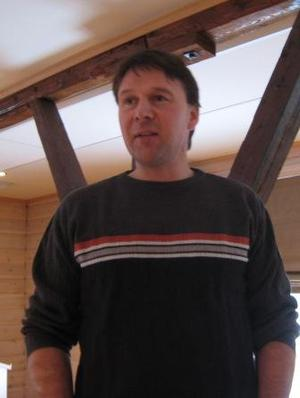 Lars Petter Bartnes, leiar i Norges Bondelag