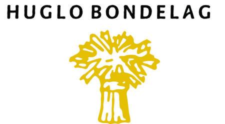 illustrasjon logo Hugle Bondelag
