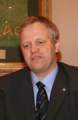 Bondelagsleder Nils T. Bjørke