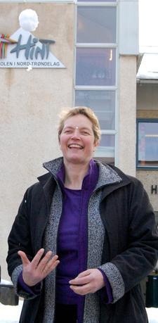 Hanne Solheim Hansen (Foto: Andreas Aarlott)