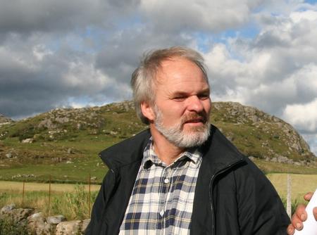 Einar Frogner leder organisasjonsutvalget