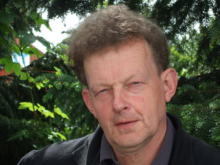 Erik Fløystad, foto: Øistein Moi.