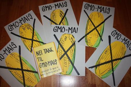 Bondelagest leder, Lars Petter Bartnes, mener det er vikig fortsatt å holde landbruket GMO-fritt.