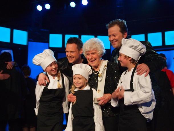 Ingerid Espelid Hovigfikk hedersprisen 2011, arkivfoto: Per Ole Ranberg