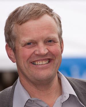 Bondelagsleder Nils T. Bjørke, arkivfoto: Mats Olsen.