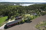 Foto: Fjeld gård ved Isesjø i Sarpsborg