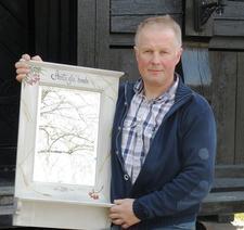 Foto: Per Borge vinner av Årets gla`bonde 2011