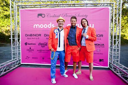 Moods of Norway - tidligere vinnere av Askeladdprisen