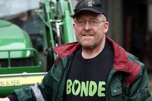 - For en traktor utgjør avgiftsøkninga en merutgift på 5-10 kroner pr time, sier Asbjørn Helland.