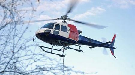 Helikopterjakt