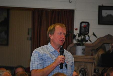 Gustav Grøholt fra Løten ble valgt inn som ny representant fra samvirke i styret for NB.