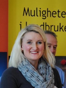 Monica Klette fra Snertingdal
