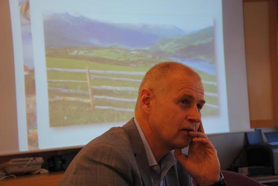 Rådmann i Øyer Kommune, Sveinar Kildal, ønsker seg landbruket for å utvikle turismen.