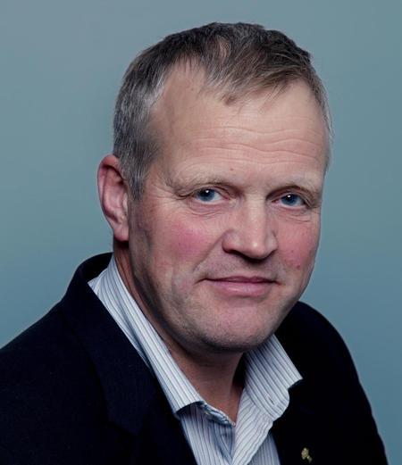 Bondelagsleiar Nils T. Bjørke, foto Eivor Eriksen.