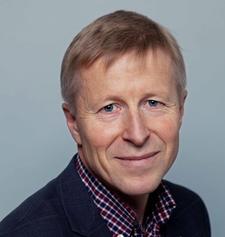 Generalsekretær Per Skorge, arkivfoto: Eivor Eriksen.