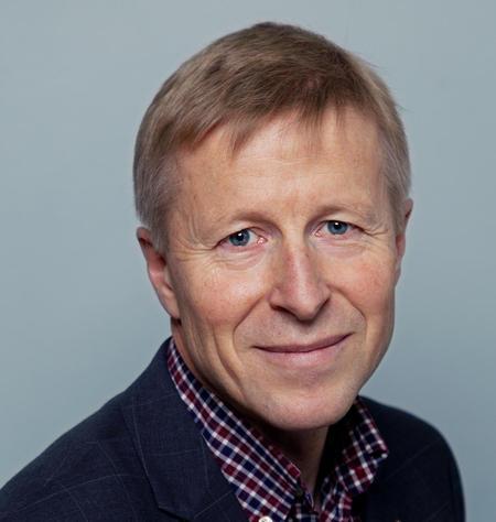 Generalsekretær Per Skorge, foto: Eivor Eriksen