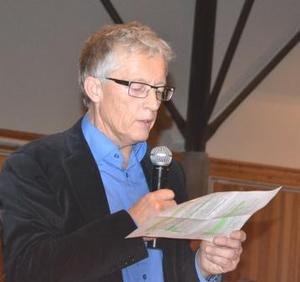 Oddvar Vigdenes, fra Hegra, viste til at Høyre sin landbrukspolitikk ville medføre et kutt på 33 000 kroner per årsverk.