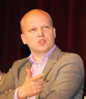 Landbruksminister Trygve Magnus Slagsvold Vedum