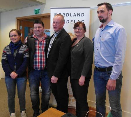 Styret Nordland bondelag