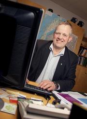 Nils T. Bjørke. Foto: Eivor Eriksen