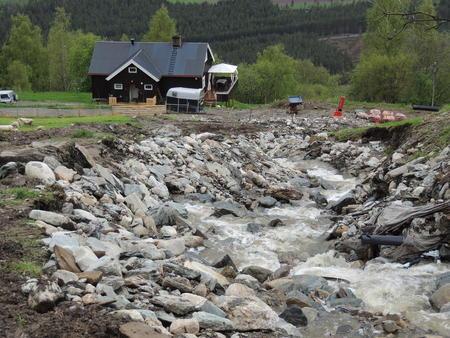 Hos leder i Nord-Fron Bondelag, Marthe Dypdalen (hennes foto)