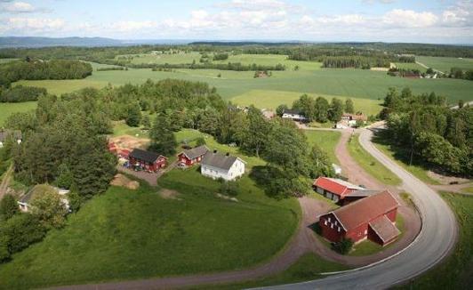 Hauan gård i Vestfold, foto: Hauan gård.
