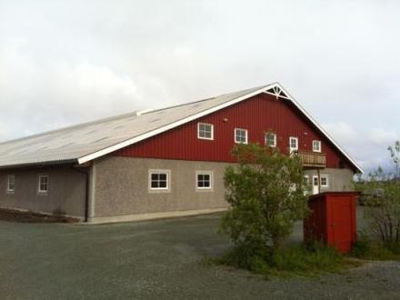 Fjøs og andre driftsbygninger utmerker seg som det stedet hvor flest ulykker skjer, illustrasjonsfoto: Berit Storø.