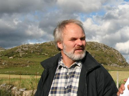 Einar Frogner, rovviltansvarlig i styret i Norges Bondelag