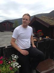 Kristian Kjæstad fra Lom