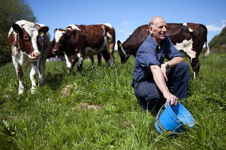 Hvem skal drive gårdene? Bondelaget mener den selveiende bonden er avgjørende.