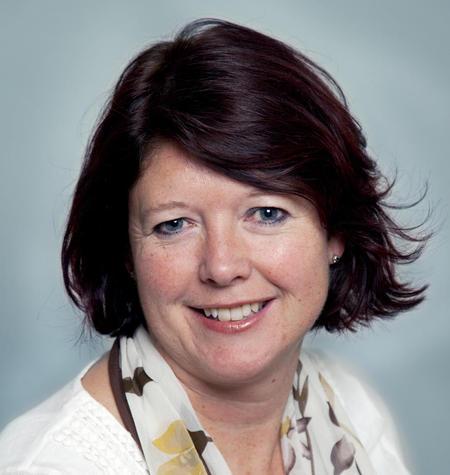 Organisasjonssjef Astrid Solberg