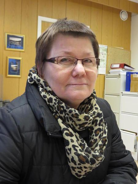 Leder i Alta Bondelag Eva Bjørnstad