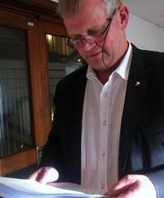 Leder i Norges Bondelag, Nils T. Bjørke