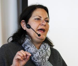 - Vi må samarbeide konstruktivt og finne løsninger, sa stortingsrepresentant Siri Meling fra Høyre.