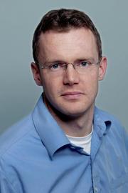 Leder i Landbrukets Brannvernkomite, Pål-Arne Oulie, foto: Eivor Eriksen.